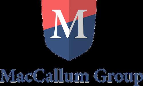 The MacCallum Group Badge Logo