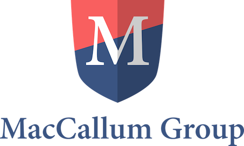 The MacCallum Group Badge Logo